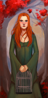 Lady Sansa by Batata-Tasha