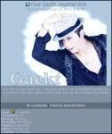 Gackt New Blue by CrestfallenKitsune