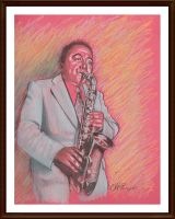 CHARLIE PARKER-BY CHRIS WADE by 14bigvic