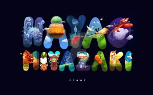 Letters to Hayao Miyazaki by C3nmt