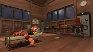 Engie's room? by 3nder990