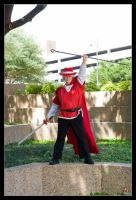 Red Mage - Charge'n Up by Kuragiman