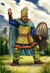 Dacian nobleman by residentsmooth