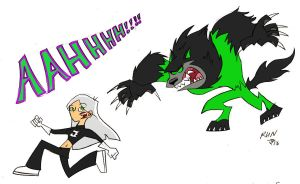11. RUN-Wulf's attacking me D: by JackiePhantom13