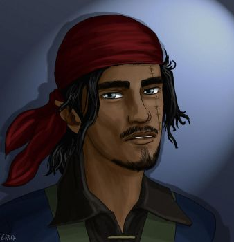Pirate by Elikal