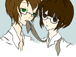GiriPan Glasses Contest by super1ucy