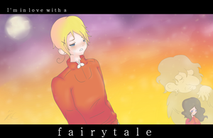 APH: F A I R Y T A L E by CaittheCat