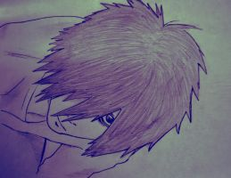 L - Death Note by RoXas13BearerOfTwo
