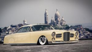 Facel Vega HK500 quick chop by MTK85