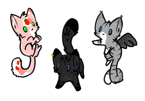SURPRISE KITTEN ADOPTS!!! (uncovered) by blackkitty5
