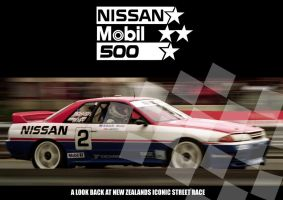 Nissan Mobil 500 Book Concept by AndyJDesign