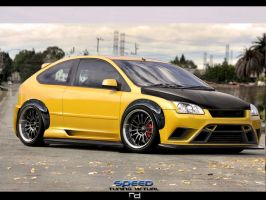 Ford Focus by Rob3rT----Design