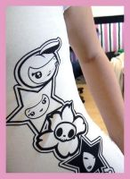 tshirt tokidoki by gracythistle