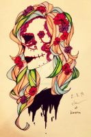 Skull by SixSpaces