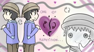 One of repetition by animetomodachi