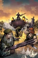 GI Joe DTC Issue 1 by FunPubComics
