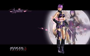 Ayane Wallpaper Resized by BioDio