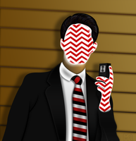 Agent Cooper by hazyoasis