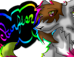 My Newest YT Icon by AmKamMS