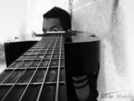 my life is guitarre by joliokabi
