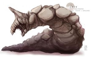 Onix by MrRedButcher