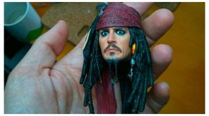 Jack Sparrow repaint - 1 by DarrenCarnall
