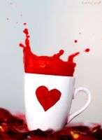 A Cup Of Love II by 7LM