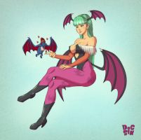 Morrigan by DocSinistar