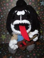 Gene Simmons KISS Sackboy by Simnut