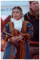 Nenets woman by gremo-photography