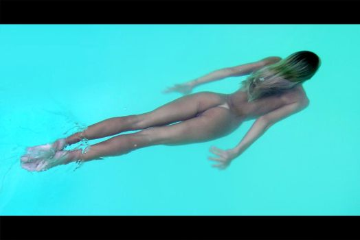 The Mermaid (video capture) by abclic