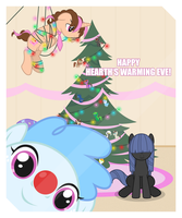 Happy ''Hearth's Warming Eve'' 2014! by EStories