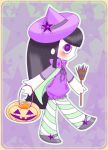 Trick or Treat Dolly by noelle23