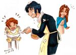 The Wolfwood Family by agra19