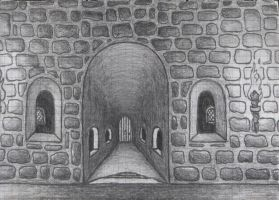 Dungeon by crowen