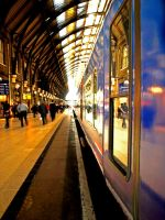 King's Cross by trencapins