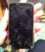 MY POOR BABY!!!! D: D: by iW-O-L-F