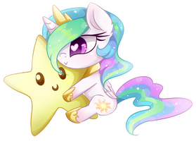 Chibi Tia by LyraSenpaiSketchBook
