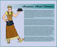 Character Sheet: Susanne by Catamount