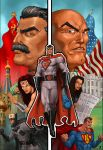 Superman: The Red Son by blewh