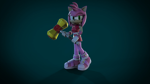 Sonic Boom: Amy Rose 2 by Argos90