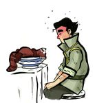 Bolin on noodles by ta-min