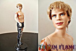 Tatum Flame Model doll by pepegir18