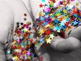 Stars in my hand by Ritokas
