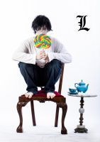 L Lawliet by CMOSsPhotography