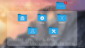 Flader2 : default part 2 by scafer31000