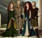 The Ruling MacGuffin Family by taytay20903040