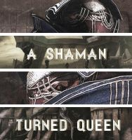 A Shaman Turned Queen by Jane-Shepard