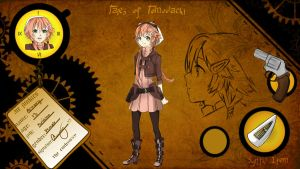 TOT: Armony Canzone by bente36