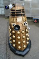 Dalek at the National Space Centre 2015 (2) by masimage